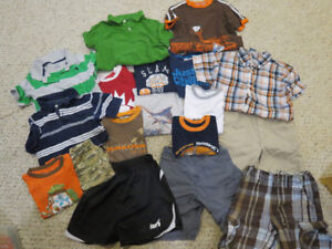 Boys lot of Summer clothes - Size 6