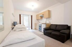Large Studio Swiss Cottage Long Lets £290.00 p/w all bills and free WIFI
