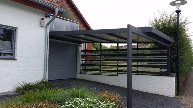 metallbau carport terrassendach balkon treppe wintergarten tore in altona hamburg blankenese. Black Bedroom Furniture Sets. Home Design Ideas