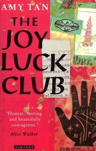 Joy Luck Club-Amy Tan-Good softcover edition + bonus book