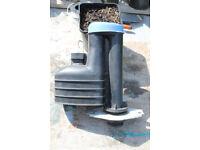 Opella AP 80 toilet siphon flush mechanism in unused condition