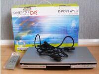 Daewoo Panasonic DVD CD CD-R CD-RW MP3 WMA JPEG Optical Audio Video Digital Player DV-500ES