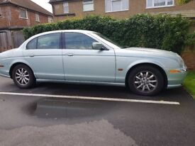 S type Jaguar Excellent driving condition extremely reliable all systems in good working condition