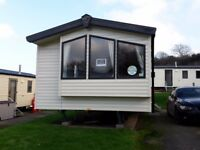 Immaculate Willerby Salsa (Eco) 3bed static caravan 2016