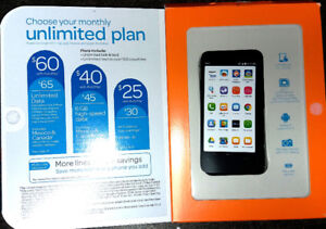 CLEARANCE SALE JUST $ 75 ON ALCATEL IDEAL 4G BOX PACK CELL PHONE