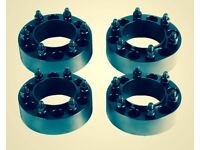 Wheel spacer wheel spacers