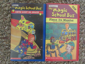 Magic School Bus movies