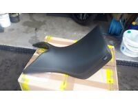 Triumph XC/XR 800 motorcycle low seat
