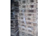 for salegood condition wooden pallets