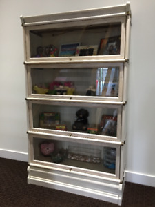 Mission Style Barrister Bookcase