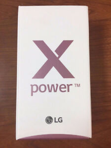 LG X Power K210 lg-K210 CELL PHONE W/BOX & ACCESSORIES