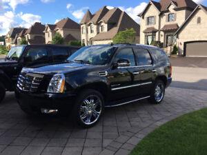 2012 Cadillac Escalade SUV, Crossover