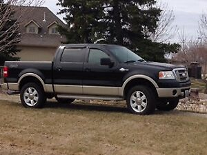 2007 Ford F-150 King Ranch Pickup Truck- Safetied $11000.00