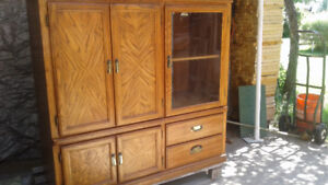 Cabinet - solid wood