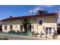 Beautifully renovated farm house in south west France with income potential if needed