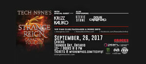 Tech N9ne - September 26 @ Crocks