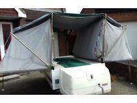 Trigano Chantilly Trailer Tent