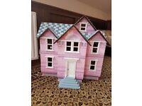 Designer Girls dollhouse