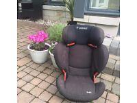 Maxi Cosi Ferofix Isofix car seat age 4-12