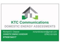 EPC - FROM £30 - ENERGY PERFORMANCE CERTIFICATES - PROPERTY - Leicester, Loughborough, Quorn