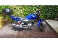MOTO ROMA FX2