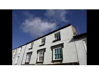 Spacious 2 bed flat in Axminster