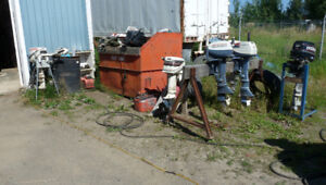 Used Outboard Motors - Quesnel