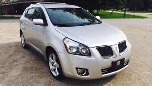 2009 Pontiac Vibe AWD SUV, Crossover