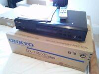 Onkyo Dx-7355 CD player - black