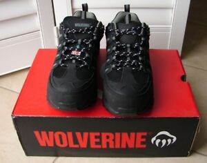 Womens Steel Toe Safety Shoes (new) Wolverine