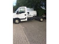 2013 Iveco chassis cab Automatic (ideal for tipper or recovery truck) NO VAT