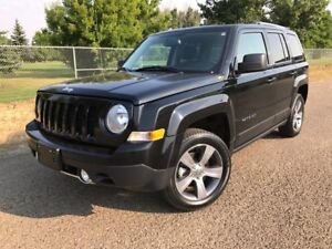 2016 Jeep Patriot HIGH ALTITUDE  **LEATHER-SUNROOF**