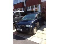 Immaculate Audi A2 for sale