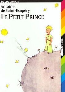 Roman le petit prince en bonne état