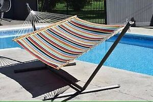 Sunbrella Hammock - Brand new never used