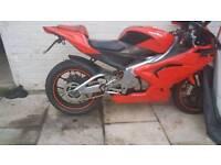 Aprilia rs140 2007