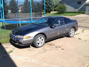 1992 AWD Eagle Talon (MT)