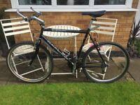 Men's Claud butler 18 gear bike