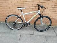 TRAX mountain bike with 26 wheel size