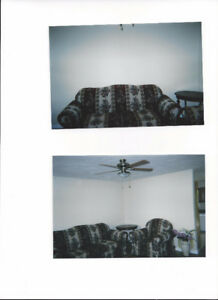 Sofa and Chair Set - AMHERST, N.S