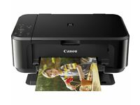 CANON PIXMA MG3650 All-in-One Wireless Inkjet Printer less than half/ price
