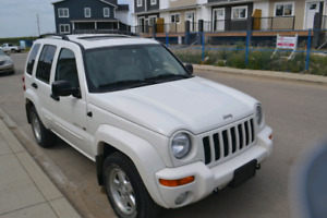 2003 Jeep Liberty Limited Edition, Suv, Crossover