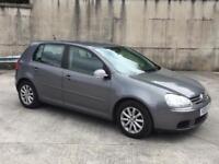 ⭐️ VOLKSWAGEN GOLF 1.9 TDI MATCH FULL VW SERVICE HISTORY ⭐️