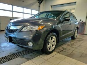 2014 Acura RDX Tech AWD - Non-Smoker - Dealer serviced!!