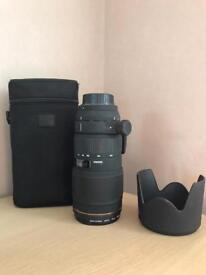 Camera lens SIGMA 70/200mm f2.8