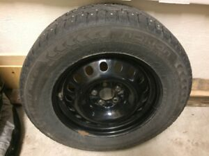 Studded Tires NOKIAN HAKKAPELIITTA 235x65xR17- like NEW!!!