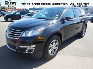 2015 Chevrolet Traverse 2LT AWD  NAV DVD Leather