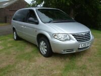 Chrysler Grand Voyager Ltd SE CRD