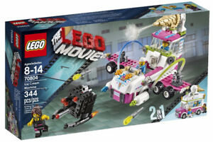 Lego Movie Ice Cream Machine #70804