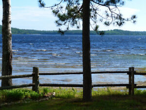Cottage-Beautiful Waterfront-Totally Private Location!!